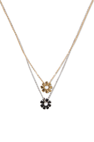Kids Daisy 2 Pack Necklace