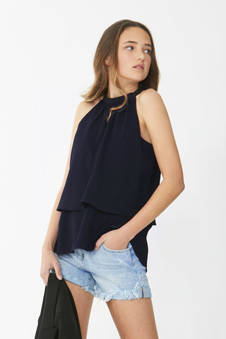 Kids Ashleigh Layered Cami