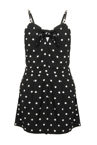 Kids Carly Knot Up Playsuit