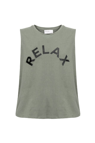 Kids Relax Muscle Tank
