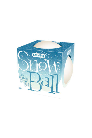 Kids Snow Stress Ball