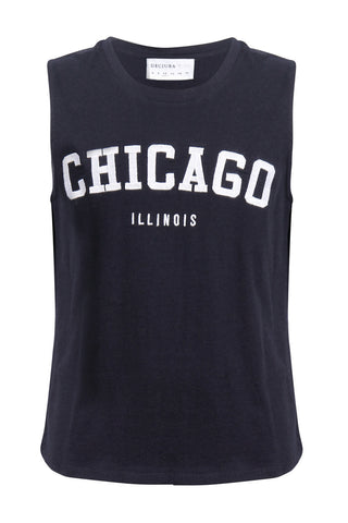 Kids Chicago Muscle Tank