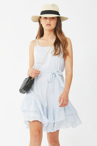 Kids River Ruffle Dress