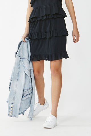 Kids Madelyn Ruffle Skirt