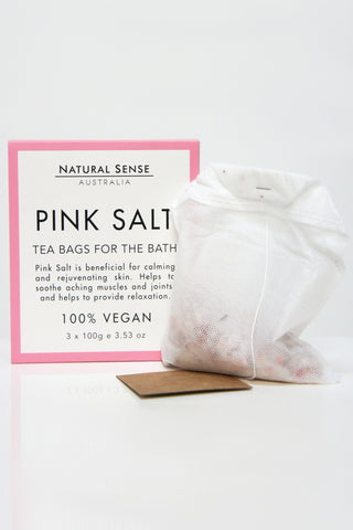 Kids Bath Tea Bags 3 Pack