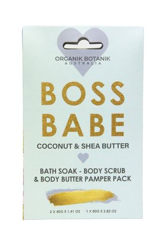 Kids Boss Babe Pamper Pack