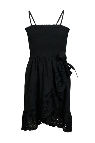 Kids Ingrid Brodrie Dress