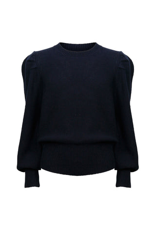 Kids Gabby Puff Sleeve Knit