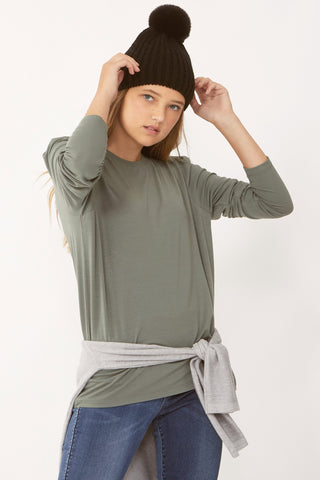 Kids Innika Sleeve Detail Top