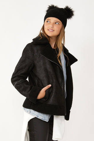 Kids Luella Aviator Jacket