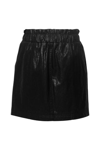 Kids Peyton PU Skirt