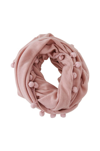 Kids Bobble Border Snood