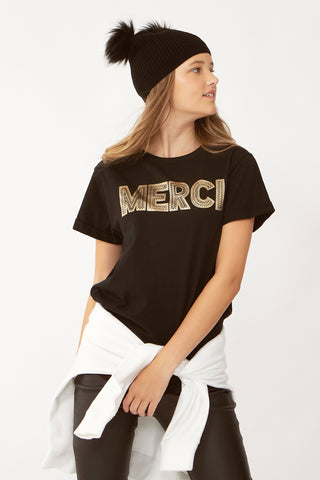 Kids Merci Holographic Tee