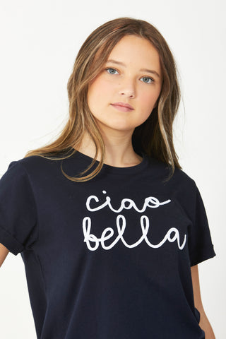 Kids Ciao Bella Rope Tee