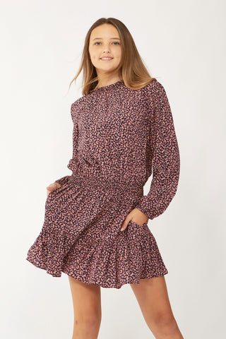 Kids Adelaide Printed Dress