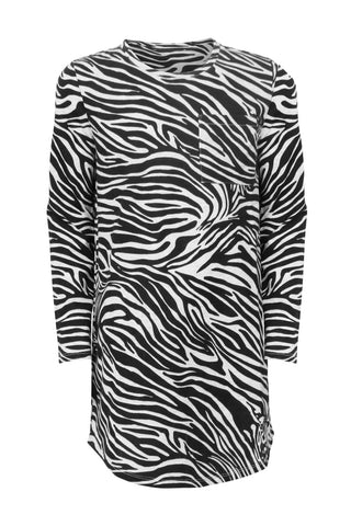 Kids Zebra Print Nightie