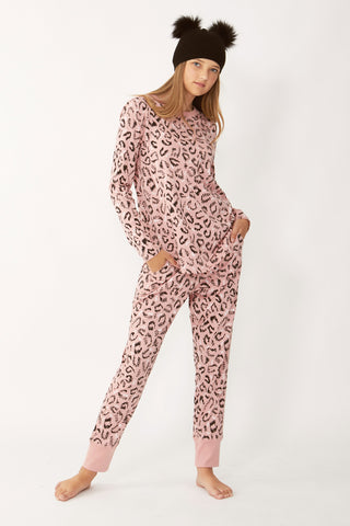 Kids Long PJ Set