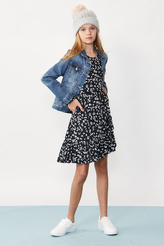 Kids Lulu Ruffle Dress
