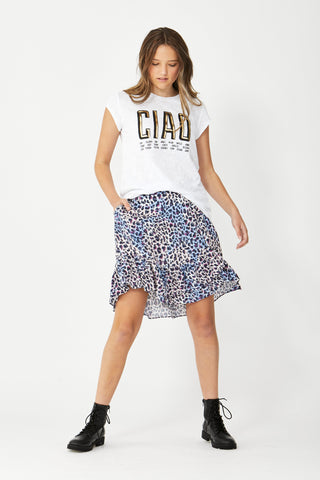 Kids Lucy Ruffle Skirt