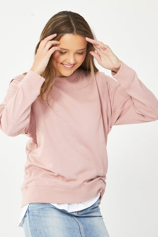 Kids Amy Crew Sweat
