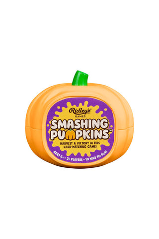 Kids Smashing Pumpkins