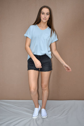 Girls Slouch Tee