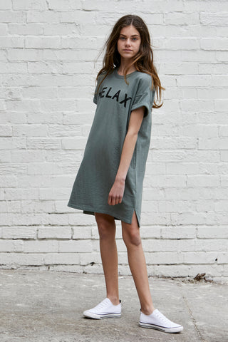 Girls Dana Sweat Dress