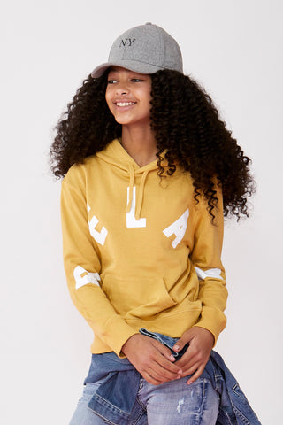 Girls Relax Hooded Sweat