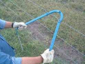 The Original Texas Fence Fixer