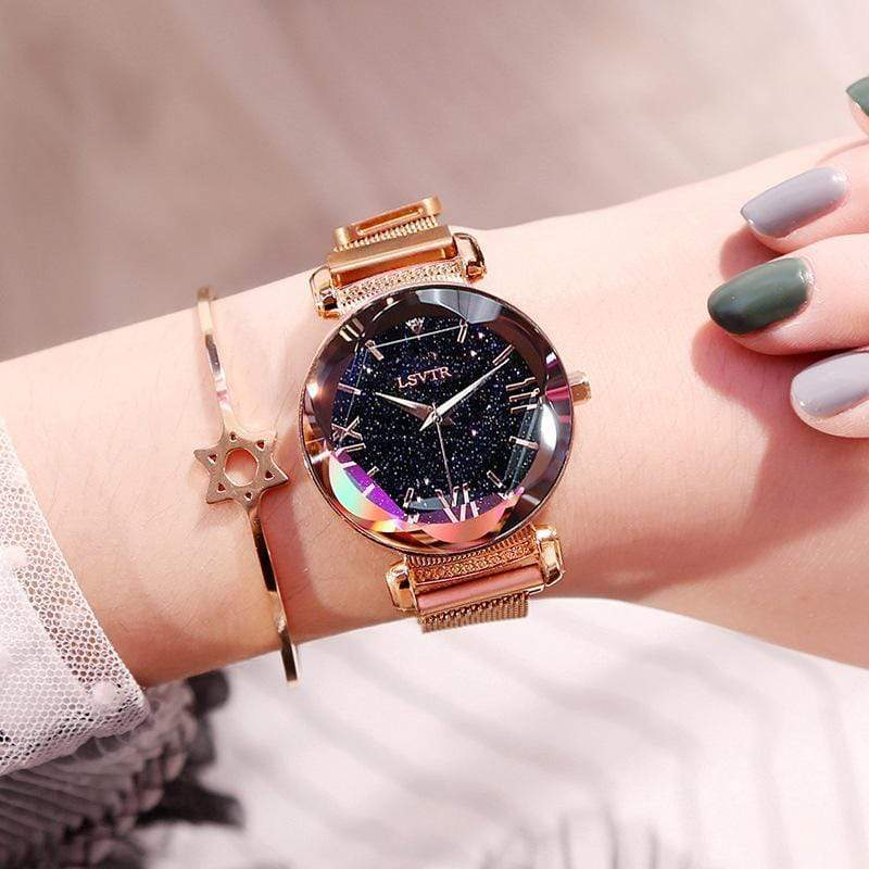 Magnetic Starry Sky Watch (free shipping)