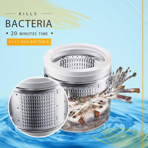 Antibacterial Washing Machine Cleaner(8PCS)