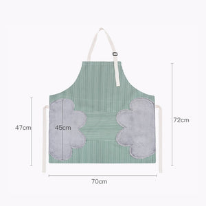 Erasable Hand Waterproof Kitchen Apron (free shipping)