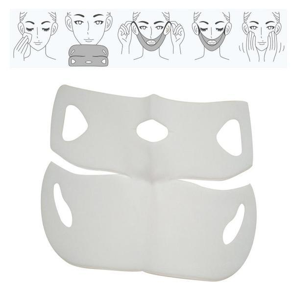 Miracle V-Shaped Slimming Mask (5 Pieces/Set)