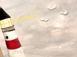Lighthouse 16x20