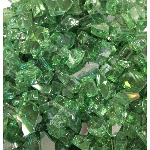 Green Reflective Glass