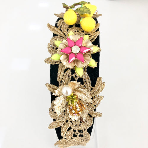 FIESTA-BAROQUE PARTY HEADBAND