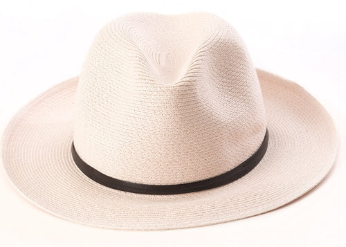 BORSALINO-POWDER PINK HAT
