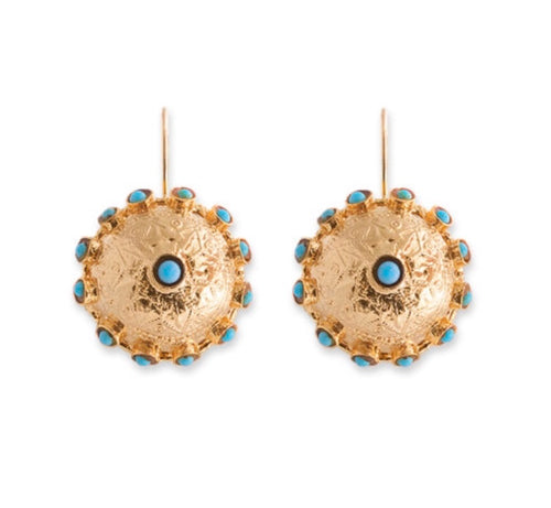 RILEY EARRINGS- BIANC BOHEME COLLECTION