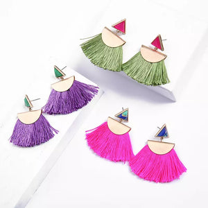 GALINA- TASSELS -3 COLOURS