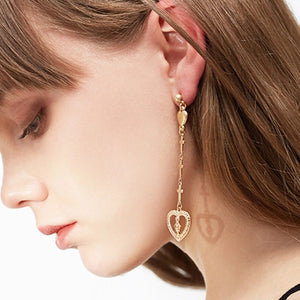 MIADOLCE- DROP PENDANT EARRINGS