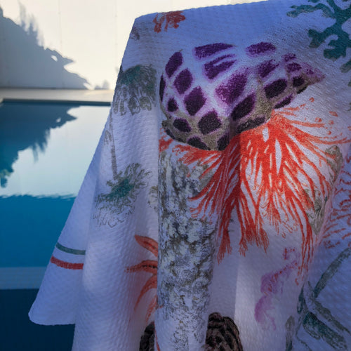 MARINETTE SAINT-TROPEZ- MARBELLA TOWELS