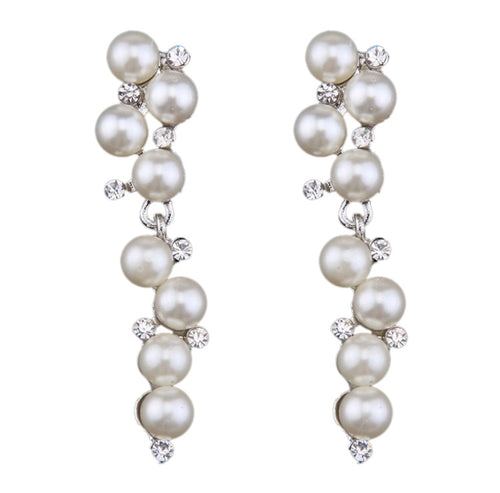 ILEANA- PEARL DROP EARRINGS