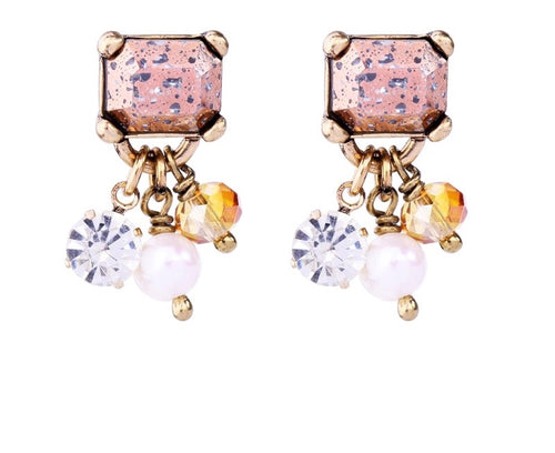 COCO-SMALL DROP EARRINGS