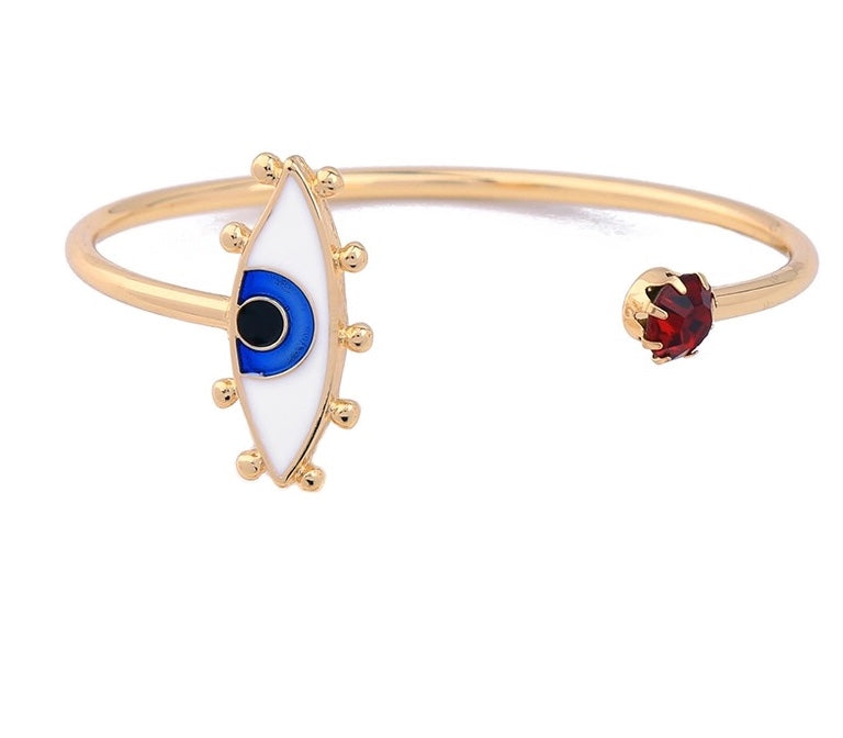 MATAKIA EVIL EYE BANGLE