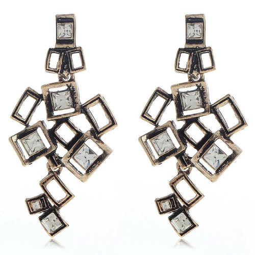 PALOMA- GEOMETRIC EARRINGS