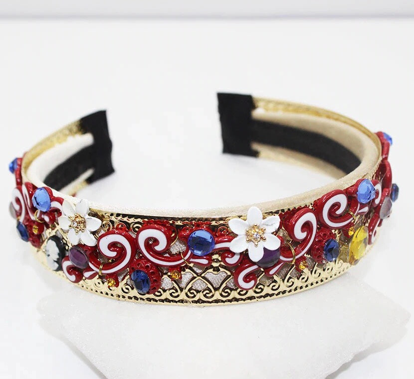 JIOVANNA- BAROQUE HEADBAND