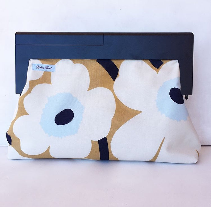 EVELYN BAG- WITH MARIMEKKO FABRIC (UNIKKO)