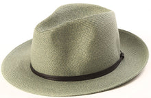 BORSALINO-ALMOND GREEN HAT