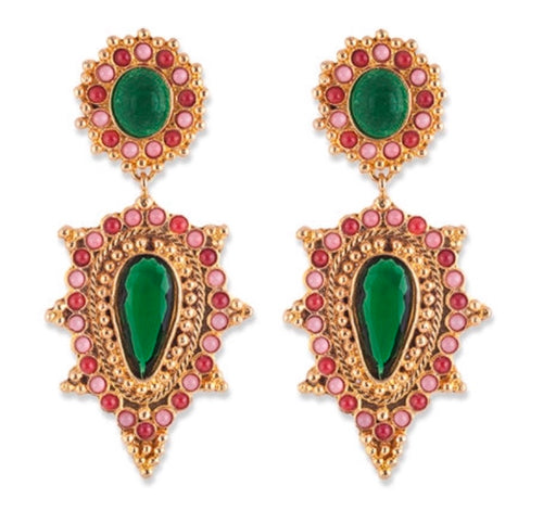 ANNABELLE- BIANC EARRINGS
