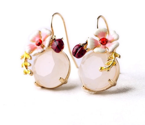 VALENTINA- FLORAL EARRINGS